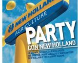PARTY CON NEW HOLLAND!