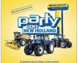 PORTE APERTE PARTY CON NEW HOLLAND!